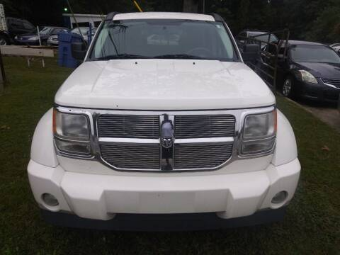 2008 Dodge Nitro for sale at Moreland Motorsports in Conley GA