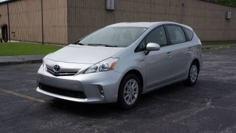 2014 Toyota Prius v for sale at Grand Financial Inc in Solon OH