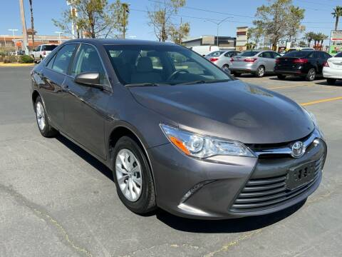 2017 Toyota Camry for sale at Charlie Cheap Car in Las Vegas NV