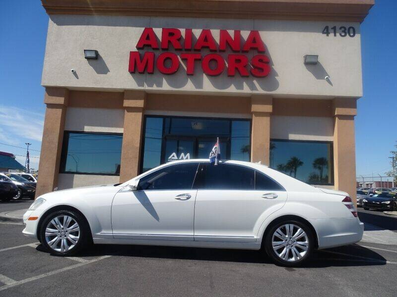 2009 Mercedes-Benz S-Class for sale in Las Vegas, NV