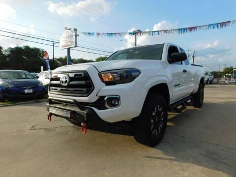 2016 Toyota Tacoma for sale at AMD AUTO in San Antonio TX