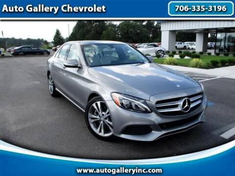 2015 Mercedes-Benz C-Class for sale at Auto Gallery Chevrolet in Commerce GA