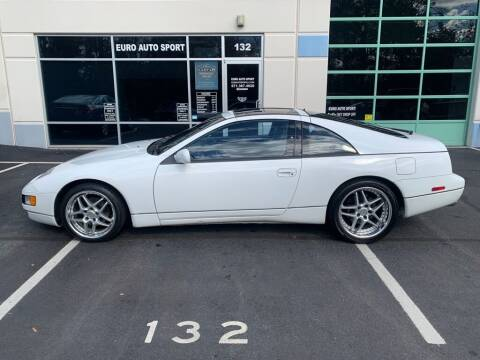 1991 Nissan 300ZX for sale at Euro Auto Sport in Chantilly VA