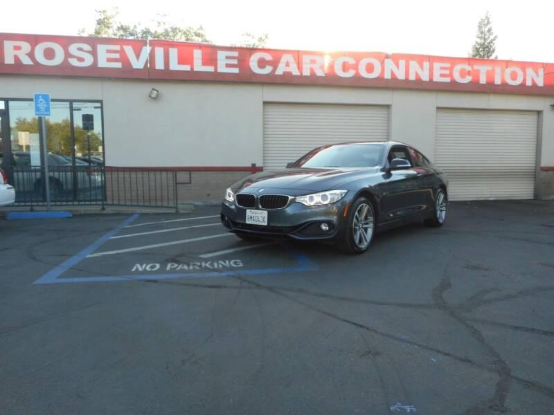 2014 BMW 4 Series for sale at ROSEVILLE CAR CONNECTION in Roseville CA