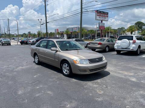 2000 Toyota Avalon for sale at Sam's Motor Group in Jacksonville FL