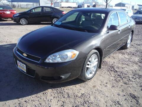 2008 Chevrolet Impala for sale at Car Corner in Sioux Falls SD