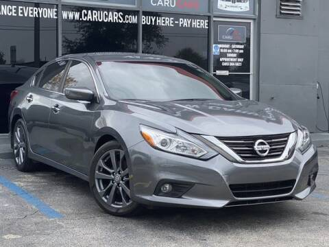 2018 Nissan Altima for sale at CARUCARS LLC in Miami FL