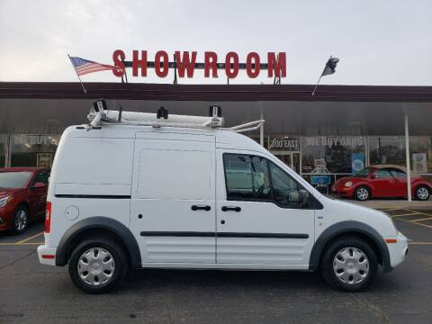 2013 Ford Transit Connect for sale at Premium Motors in Villa Park IL