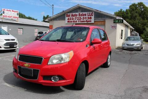 2009 Chevrolet Aveo for sale at SAI Auto Sales - Used Cars in Johnson City TN