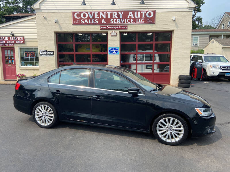2011 Volkswagen Jetta for sale at COVENTRY AUTO SALES in Coventry CT