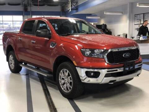 2019 Ford Ranger for sale at Simply Better Auto in Troy NY