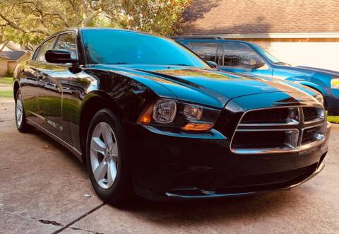 2014 Dodge Charger for sale at Demetry Automotive in Houston TX