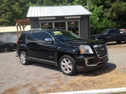 2016 GMC Terrain for sale at GIB'S AUTO SALES in Tahlequah OK
