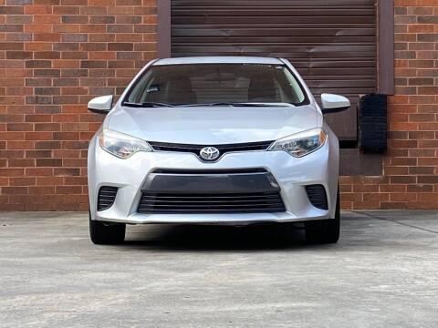 2015 Toyota Corolla for sale at Universal Cars in Marietta GA