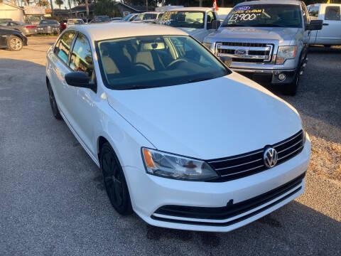 2015 Volkswagen Jetta for sale at Harbor Oaks Auto Sales in Port Orange FL