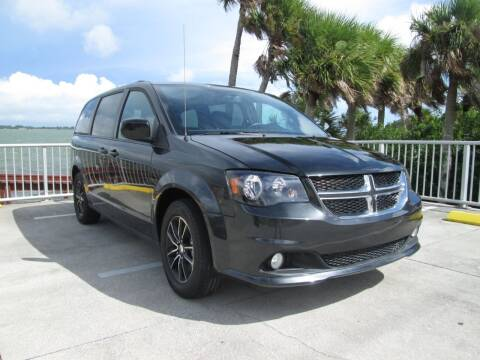2018 Dodge Grand Caravan for sale at Best Deal Auto Sales in Melbourne FL