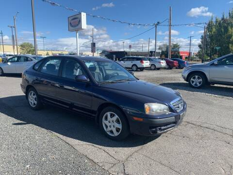 2005 Hyundai Elantra for sale at Independent Auto Sales in Spokane Valley WA