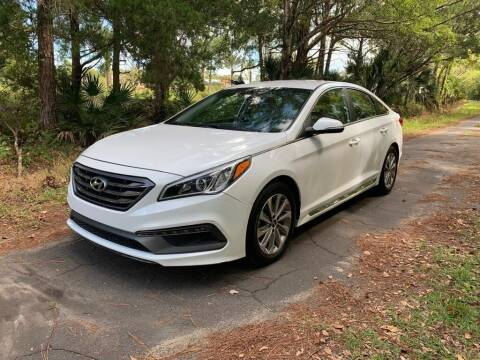 2015 Hyundai Sonata for sale at All About Price in Bunnell FL