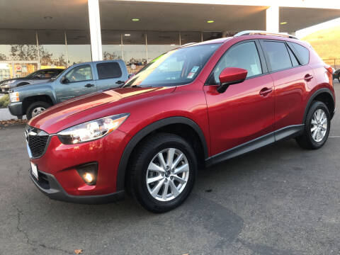 2014 Mazda CX-5 for sale at Autos Wholesale in Hayward CA