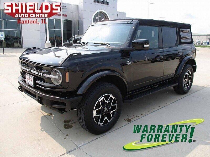 2021 Ford Bronco for sale in Rantoul, IL