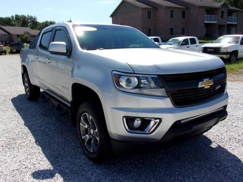 2016 Chevrolet Colorado for sale at BABCOCK MOTORS INC in Orleans IN