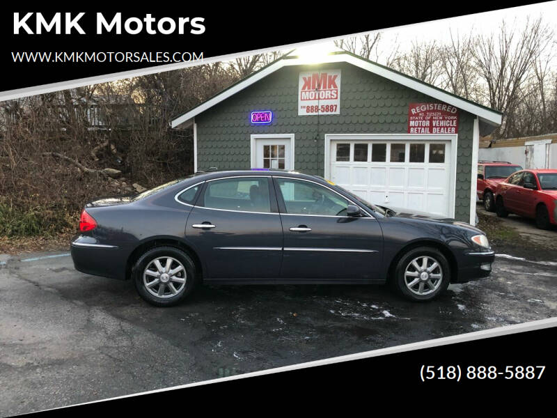 2008 Buick LaCrosse for sale at KMK Motors in Latham NY