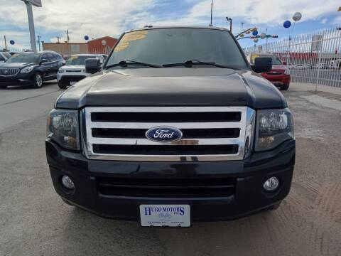 2014 Ford Expedition for sale at Hugo Motors INC in El Paso TX