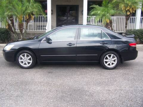 2004 Honda Accord for sale at Thomas Auto Mart Inc in Dade City FL