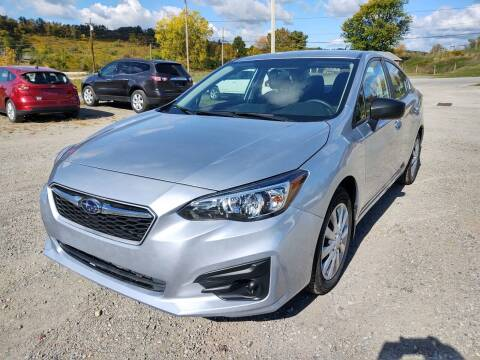 2018 Subaru Impreza for sale at G & H Automotive in Mount Pleasant PA