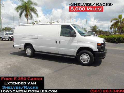 2011 Ford E-350 for sale at Town Cars Auto Sales in West Palm Beach FL