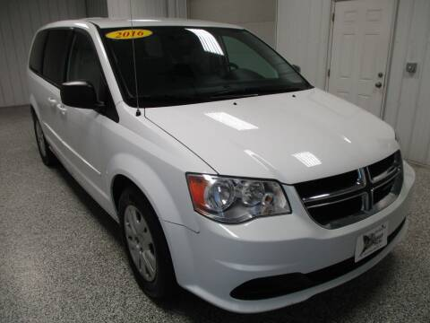 2016 Dodge Grand Caravan for sale at LaFleur Auto Sales in North Sioux City SD