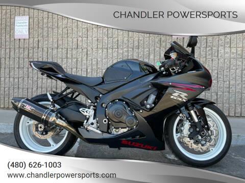 2013 Suzuki GSX-R600 for sale at Chandler Powersports in Chandler AZ