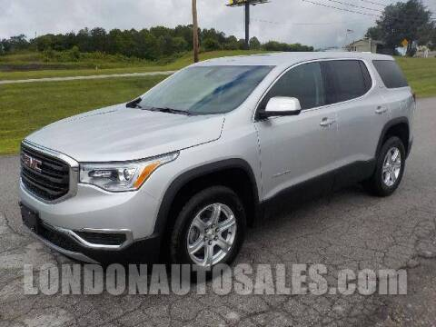 2017 GMC Acadia for sale at London Auto Sales LLC in London KY