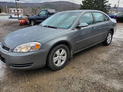 2008 Chevrolet Impala for sale at Alfred Auto Center in Almond NY