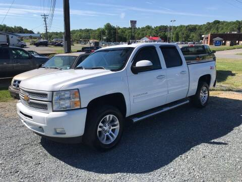 2013 Chevrolet Silverado 1500 for sale at Clayton Auto Sales in Winston-Salem NC
