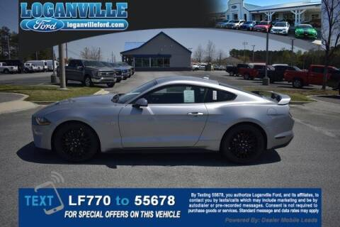 2021 Ford Mustang for sale at Loganville Quick Lane and Tire Center in Loganville GA