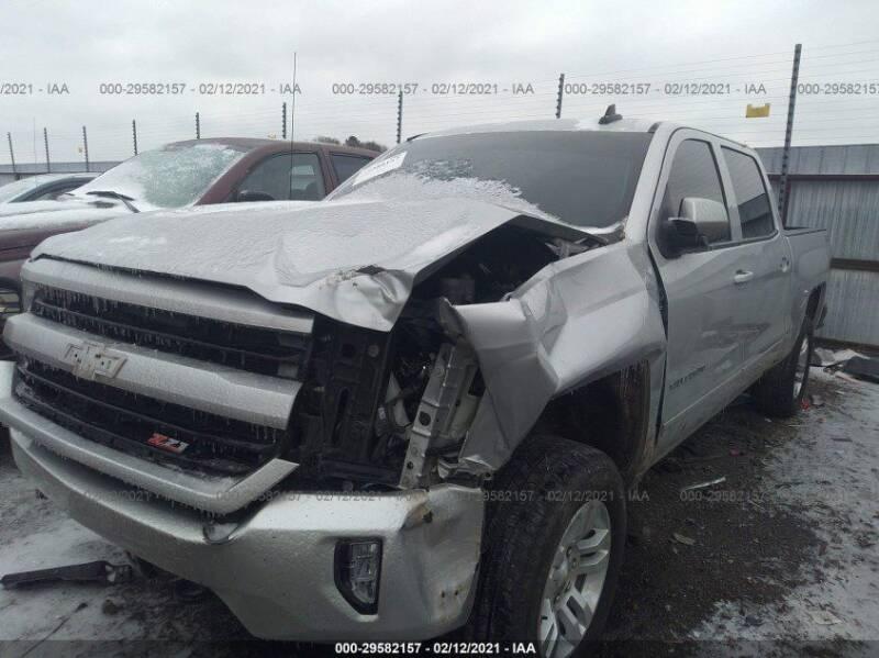 2017 Chevrolet Silverado 1500 for sale at Ragins' Dynamic Auto LLC in Brookland AR