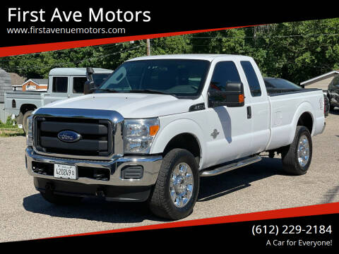 2016 Ford F-350 Super Duty for sale at First Ave Motors in Shakopee MN