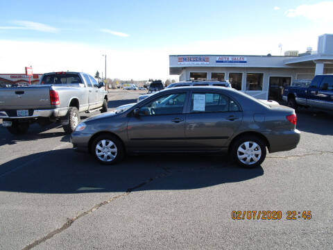 2008 Toyota Corolla for sale at Miller's Economy Auto in Redmond OR