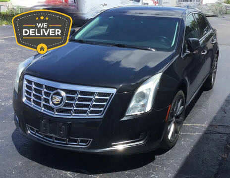 2016 Cadillac XTS Pro for sale at Limo World Inc. in Seminole FL