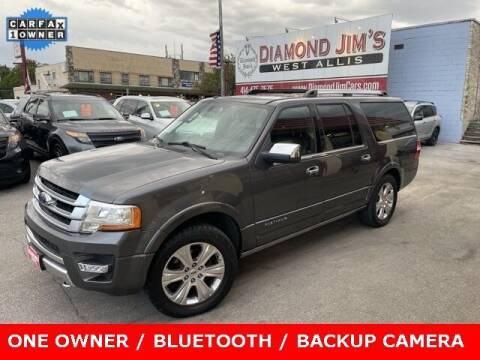 2015 Ford Expedition EL for sale at Diamond Jim's West Allis in West Allis WI