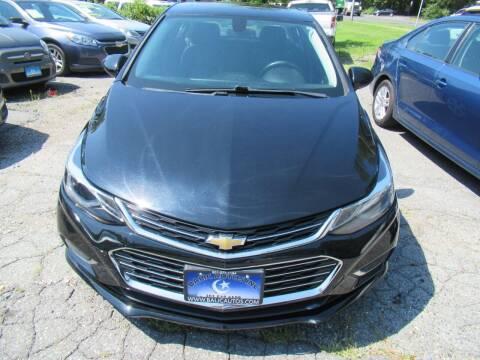 2018 Chevrolet Cruze for sale at Balic Autos Inc in Lanham MD
