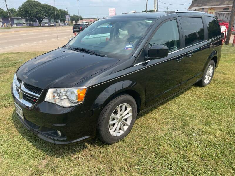 2018 Dodge Grand Caravan for sale in Mckinney, TX