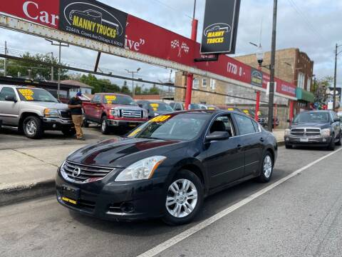 2011 Nissan Altima for sale at Manny Trucks in Chicago IL