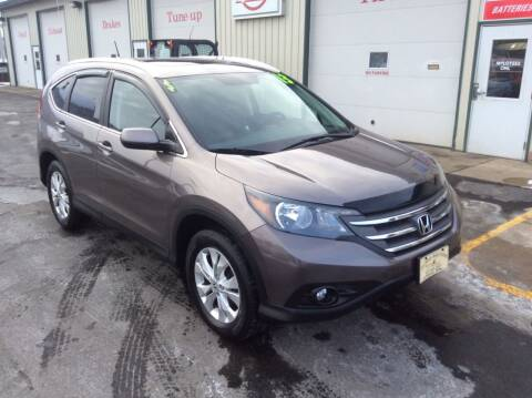 2013 Honda CR-V for sale at TRI-STATE AUTO OUTLET CORP in Hokah MN