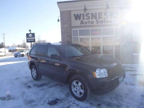 2005 Jeep Grand Cherokee for sale at Wisneski Auto Sales, Inc. in Green Bay WI