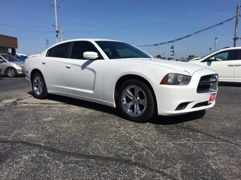 2013 Dodge Charger for sale at Towell & Sons Auto Sales in Manila AR