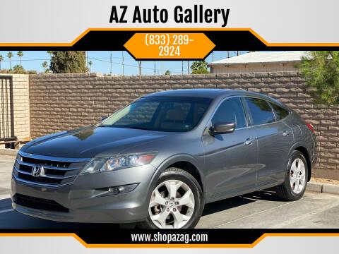 2010 Honda Accord Crosstour for sale at AZ Auto Gallery in Mesa AZ