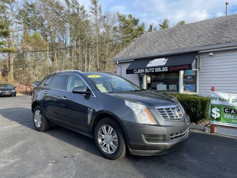 2013 Cadillac SRX for sale at Clear Auto Sales 2 in Dartmouth MA