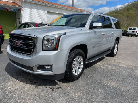 2017 GMC Yukon XL for sale at PIONEER USED AUTOS & RV SALES in Lavalette WV